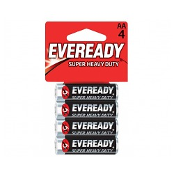 Батарейки Eveready Super LR06 BL4 (4шт./уп.)