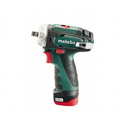Шуруповерт акк. METABO BS 10,8 PowerMaxx 2х2,0Ач